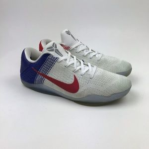 Nike Kobe XI 11 Elite Low USA Olympics Size 15